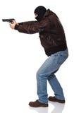 Retrato do ladrão Imagem de Stock Royalty Free