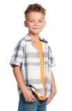 Retrato do menino imagem de stock royalty free