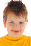 Retrato do menino do punk imagem de stock royalty free