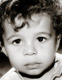 Retrato do menino novo Imagens de Stock Royalty Free