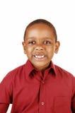 Retrato do menino novo. Fotografia de Stock Royalty Free