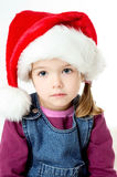 Retrato do Natal imagens de stock
