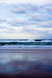 Retrato do oceano Fotos de Stock Royalty Free