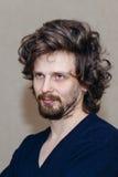 Retrato do poeta Foto de Stock Royalty Free