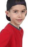 Retrato do rapaz pequeno Imagens de Stock Royalty Free
