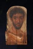 Retrato egipcio de la momia Imagen de archivo libre de regalías