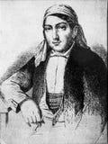 Retrato famoso de Luis Candelas do bandido Foto de Stock