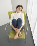 Retrato feliz da mulher. Imagem de Stock Royalty Free