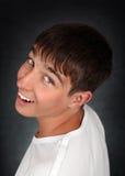 Retrato feliz del adolescente Fotos de archivo libres de regalías
