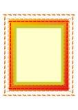 Retrato-frame Imagens de Stock Royalty Free