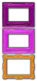 Retrato frame2 Imagem de Stock