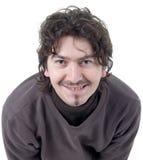 Retrato genérico do homem novo fotos de stock royalty free