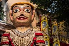 Retrato gigante de la marioneta Fotografía de archivo libre de regalías
