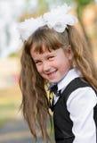 Retrato hermoso de la muchacha imagenes de archivo
