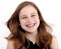 Retrato hermoso de la muchacha Imagen de archivo