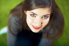 Retrato hermoso de la mujer de la cara Imagen de archivo libre de regalías