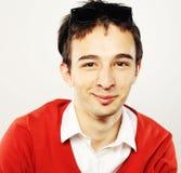 Retrato hermoso del hombre joven foto de archivo libre de regalías