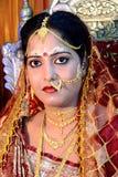 Retrato indio Imagenes de archivo