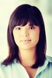 Retrato joven de la empresaria Foto de archivo libre de regalías