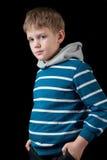 Retrato joven del muchacho Fotos de archivo