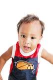 Retrato latino-americano do menino Imagem de Stock