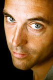 Retrato masculino Foto de Stock
