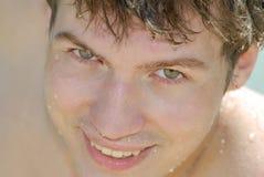 Retrato masculino imagen de archivo libre de regalías