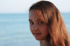 Retrato modelo do adolescente Fotos de Stock
