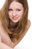 Retrato modelo joven fotografía de archivo libre de regalías