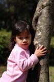 Retrato - muchacha al aire libre foto de archivo libre de regalías