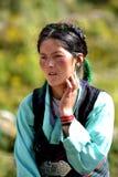 Retrato: Mujeres 3 del Nepali Fotografía de archivo libre de regalías