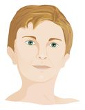 Retrato novo do menino Imagem de Stock Royalty Free