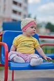 Retrato pequeno do bebê imagens de stock royalty free