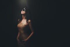 Retrato sensual de las mujeres Imagen de archivo libre de regalías
