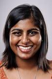 Retrato sonriente feliz Fotos de archivo