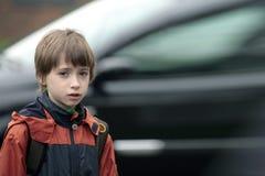 Retrato urbano da criança Imagem de Stock Royalty Free