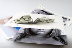 Retratos Imagens de Stock Royalty Free