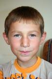 Retratos bonitos do menino Foto de Stock Royalty Free