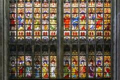 Retratos católicos del santo Fotos de archivo libres de regalías