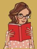 Retratos da jovem mulher Imagem de Stock