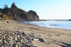 Retratos de la costa de Oregon foto de archivo