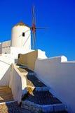 Retratos de Santorini foto de stock royalty free