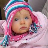 Retratos del bebé Fotos de archivo libres de regalías