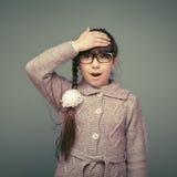 Retratos del niño Imágenes de archivo libres de regalías