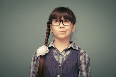 Retratos del niño Fotos de archivo