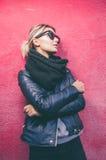 Retratos do ` s da rua do adolescente Imagens de Stock Royalty Free