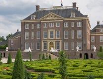 Retrete del Het del palacio real en los Países Bajos Fotografía de archivo