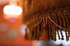 Retro świecznik Fotografia Stock