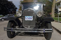 A retro 1931car Ford Royalty Free Stock Photography
