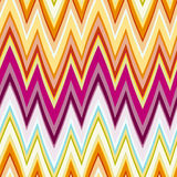 Retro 60's stripe background Royalty Free Stock Photo